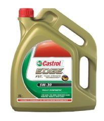 Castrol Edge 5W/30 oil available in 1 Litre & 4 Litre